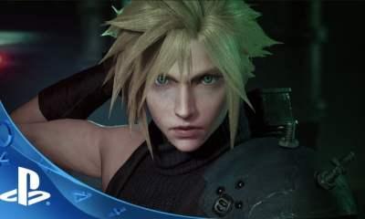 Final Fantasy VII Remake uses Unreal Engine 4
