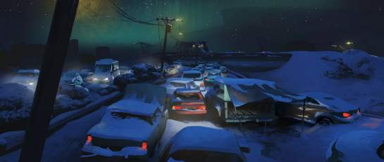 The Long Dark Story Mode 03