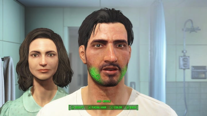 Fallout 4 tips - Character gender
