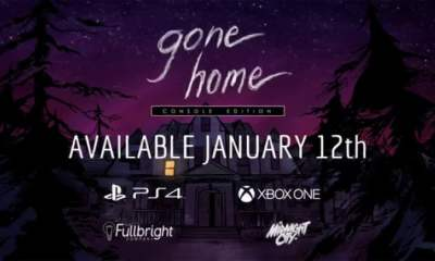 Gone Home console version
