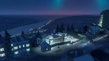 Cities: Skylines Snowfall 10