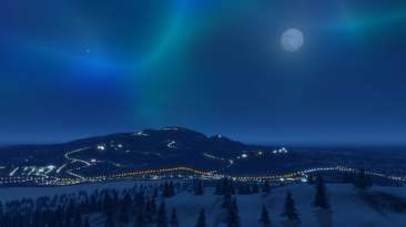 Cities: Skylines Snowfall 14