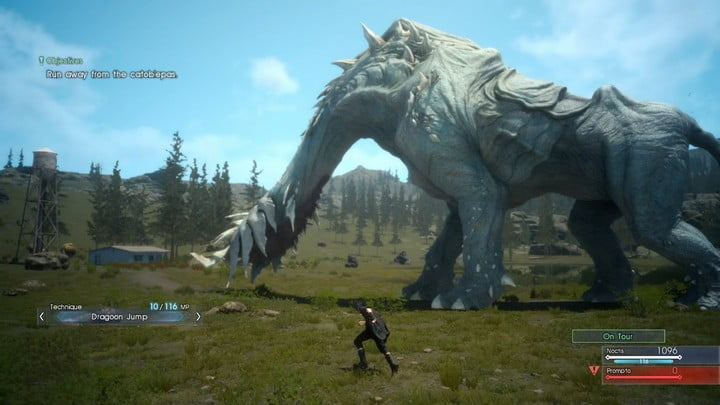 Final Fantasy XV screenshots 73