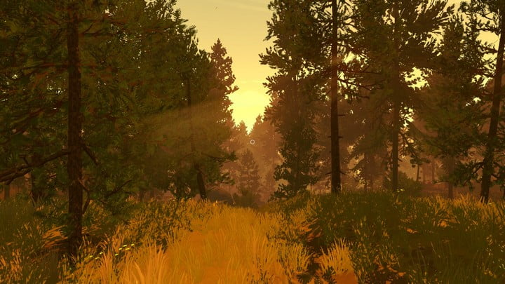 Firewatch review screenshot 05