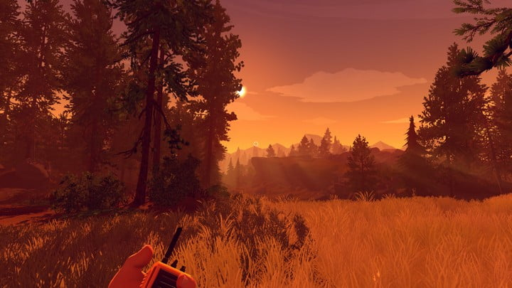 Firewatch review screenshot 07