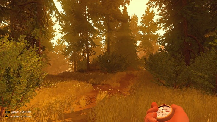 Firewatch review screenshot 15