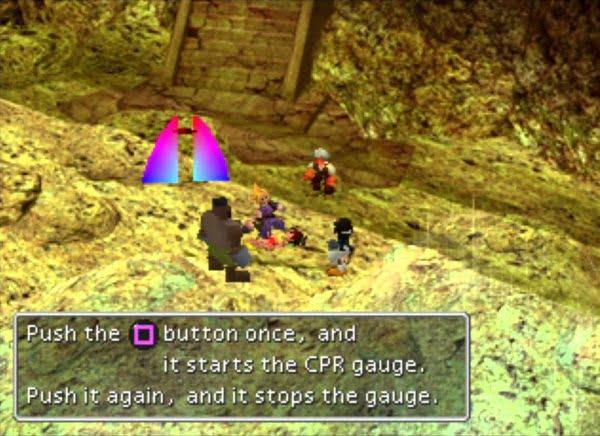 Final Fantasy VII CPR