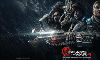 Gears of War 4 local co-op confirmed
