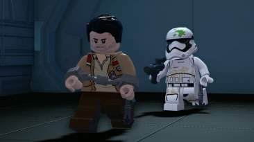LEGO Star Wars: The Force Awakens - Poe