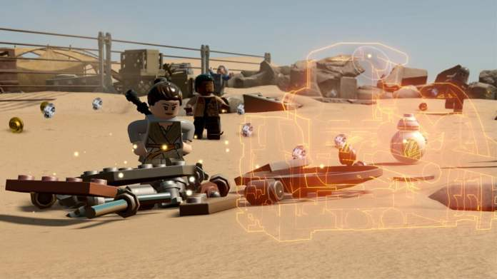 LEGO Star Wars: The Force Awakens - Multi-Build