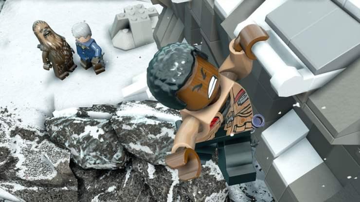 LEGO Star Wars: The Force Awakens - Finn