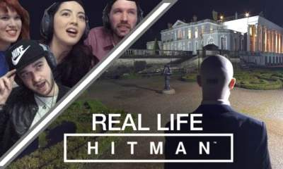 real life Hitman game
