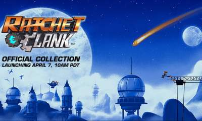 Ratchet and Clank iam8bit