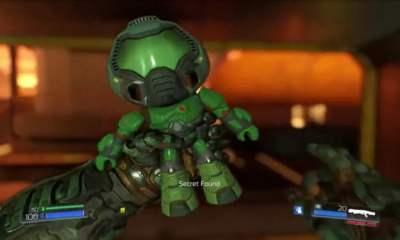 Doom mini marine