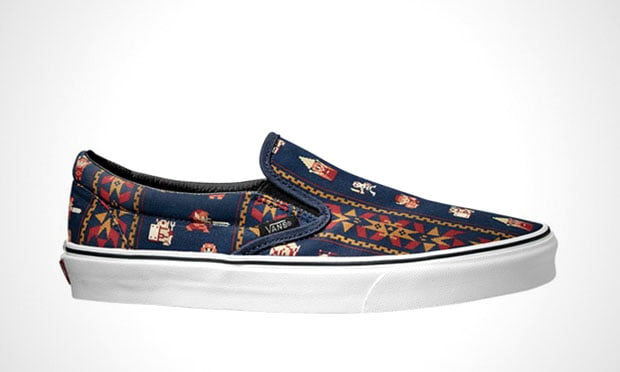 Vans Nintendo Legend of Zelda