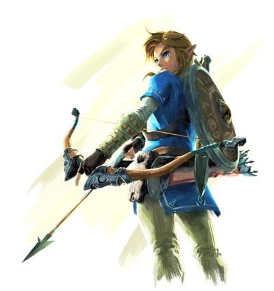 Legend-of-Zelda-E3-art