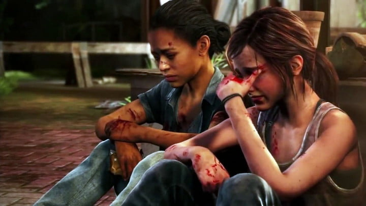 Neil Druckmann - TLOU Left Behind