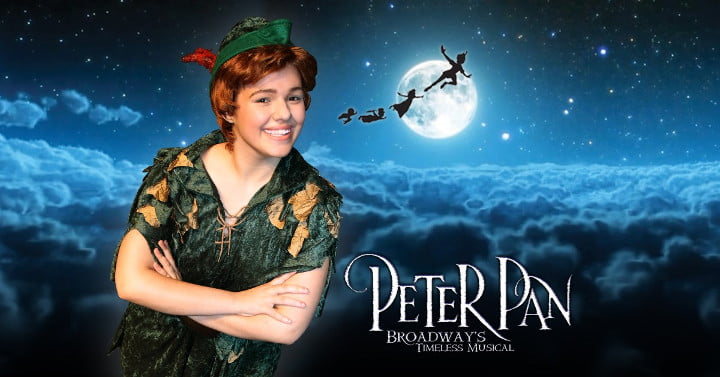 Link based on Peter Pan