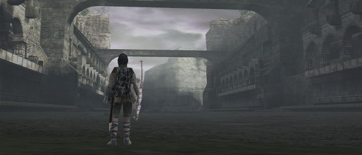 Shadow of the Colossus solitude
