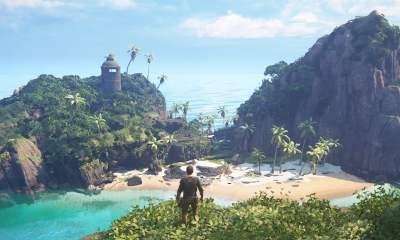 Digital sightseeing with Uncharted 4 photo mode