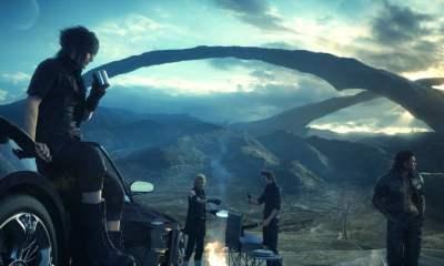 Final Fantasy XV delayed