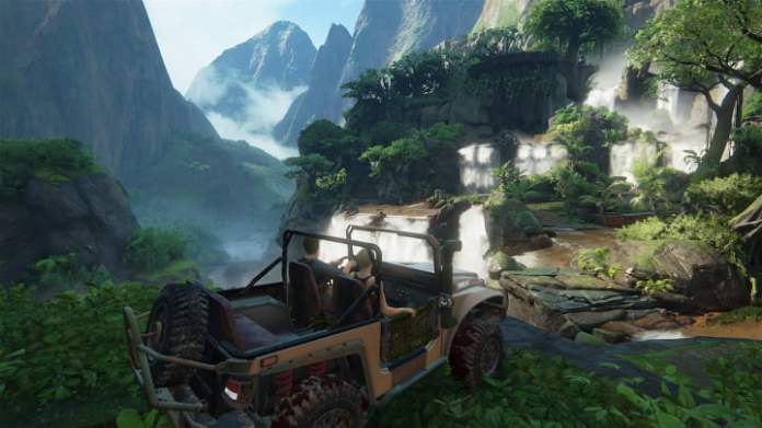 Uncharted 4 photo mode - Driving Miss Elena part 2