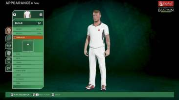 Don Bradman Cricket 17 player creation