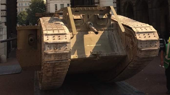 100 Years of Tanks