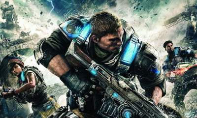 Gears of War 4 - artwork
