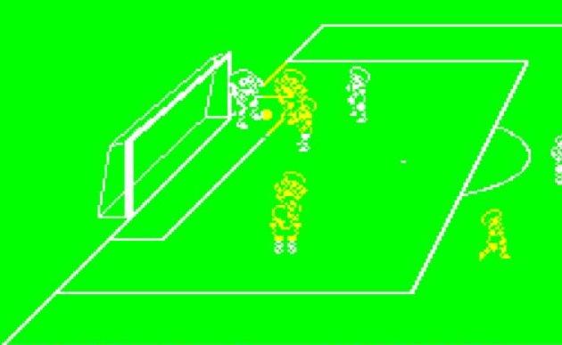 Match Day 2 - ZX Spectrum
