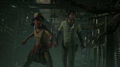 The Walking Dead - A New Frontier