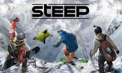 Steep - Ubisoft