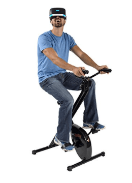 VirZoom exercise bike controller