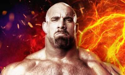 Bill Goldberg - WWE 2K17
