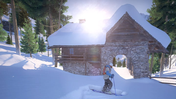 Steep preview