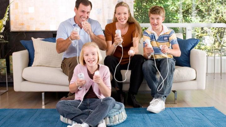 Nintendo Wii Family