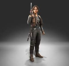 Star Wars Battlefront Rogue One: Scarif - Jyn Erso