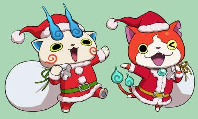 Yo-Kai Watch Wibble Wobble - Christmas