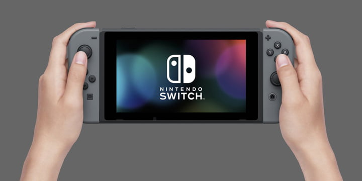 Nintendo Switch - Portable Mode