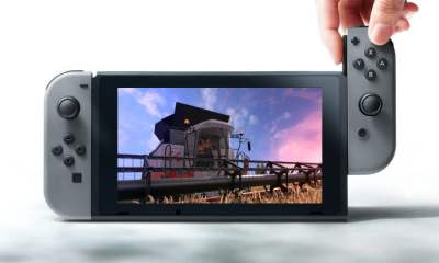 Farming Simulator 17 Switch version confirmed