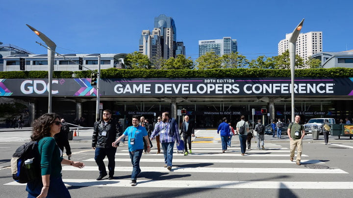 Game Developers Conference - Moscone Center