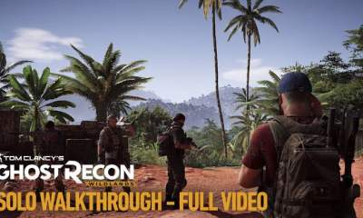 Ghost Recon Wildlands gameplay walkthrougb