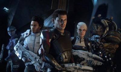 Mass Effect Andromeda trailer