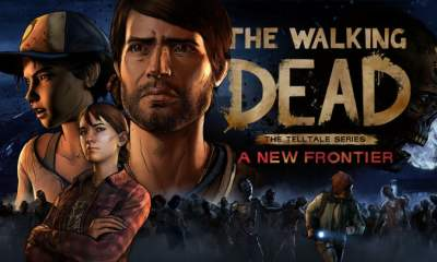 The Walking Dead - A New Frontier review