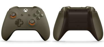 Xbox One Wireless Controller - Green/Orange