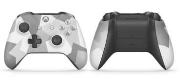 Xbox One Wireless Controller – Winter Forces
