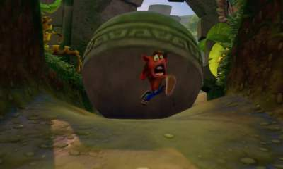 Crash Bandicoot remaster