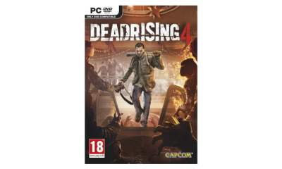 Dead Rising 4 PC packshot