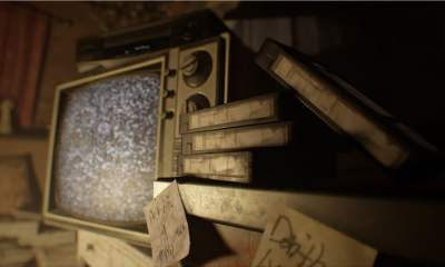 Resident Evil 7 Banned Footage DLC