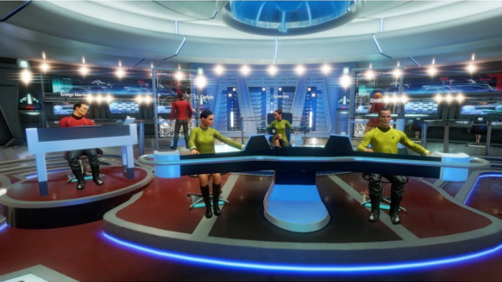 Star Trek: Bridge Crew is now playable outside of VR - Thumbsticks
